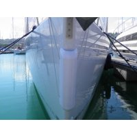 Bow Fender XL White