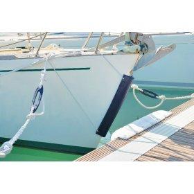 leguaan zeilboot boegfender, neusbeschermer, stoorand voor boeg, boegstootran