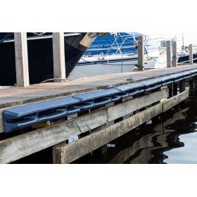 Sistema X fender op bootsteiger