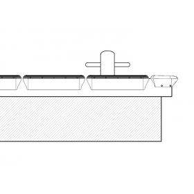 hoekbeschermer steiger ponton sloepen sloep