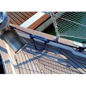 Demper voor ankerketting Snubberlijn snubber line demper anker