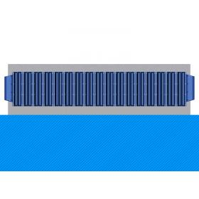 kadebescherming steigerrand kade kussen ponton stootrand stootrubber