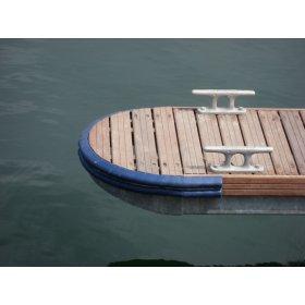 Steigerfender TRE op ronde steiger stootrand boot goedkoop