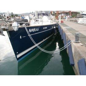 stootrand bescherming tegen steiger bootbeschermer stootrubber