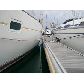Stootrand geschikt voor grotere boot